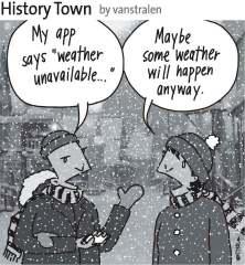History Town (Weather) by vanstralen