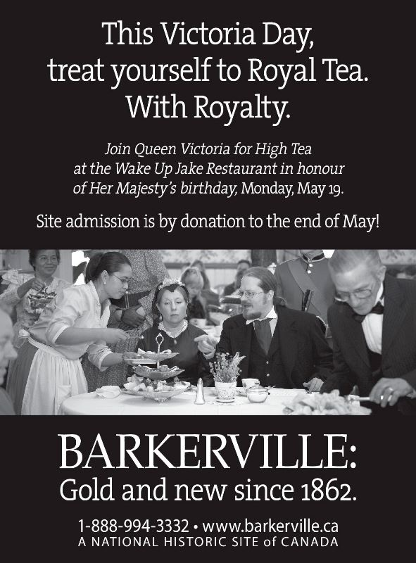 Victoria Day 2014 Barkerville Free Press