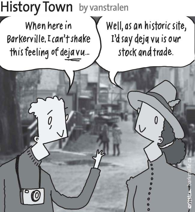 History Town 2014 (Deja Vu) by vanstralen