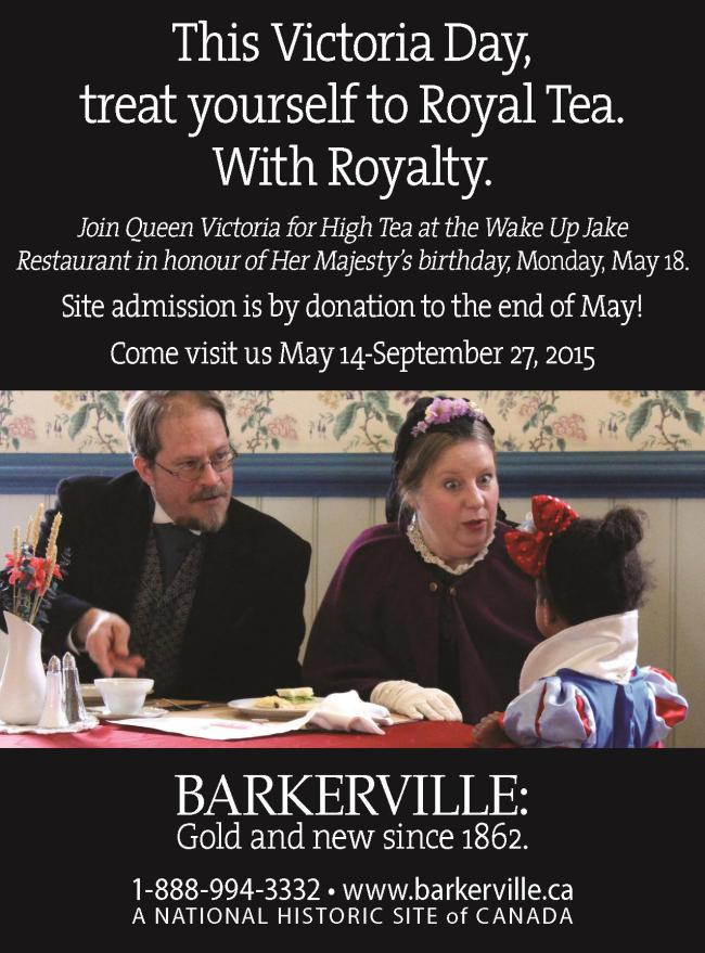 Victoria Day 2015 Barkerville Free Press-3