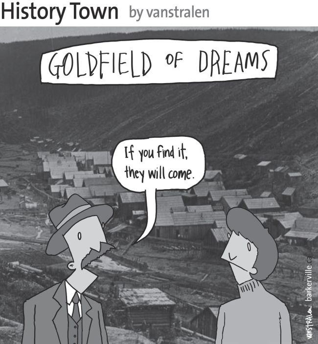 History Town 2015 (Goldfield of Dreams) by vanstralen