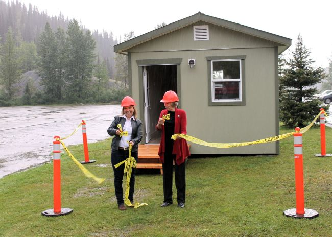 2014 Lowhee Cabin Grand Opening Barkerville BC