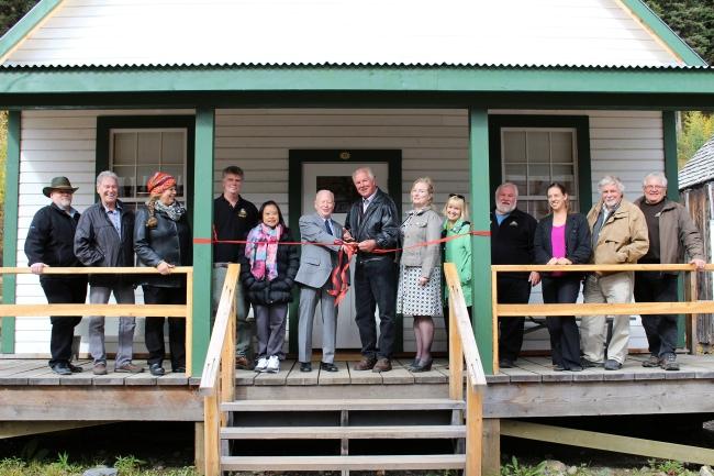 2015 The Barkerville Heritage Trust