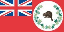Barkerville Canada Flag